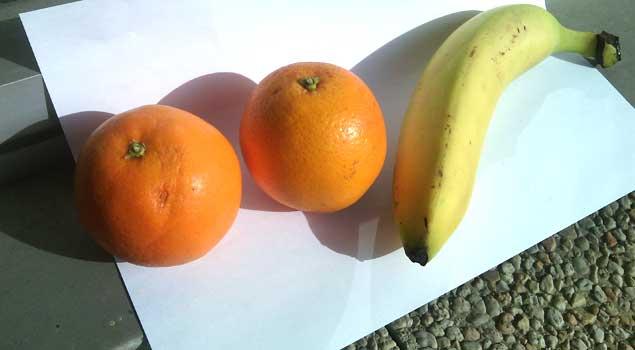 Manger des fruits gorgés de soleil !