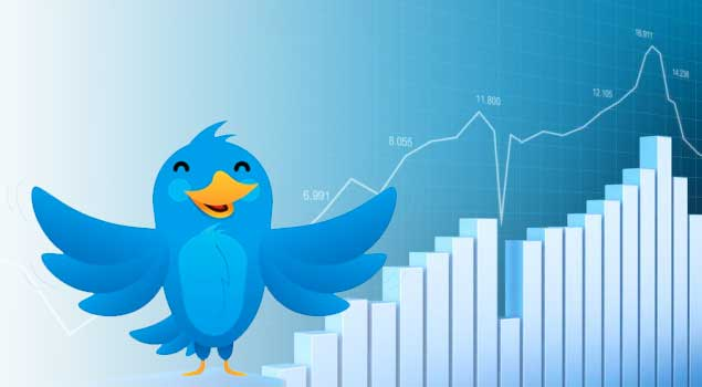 statistiques compte twitter
