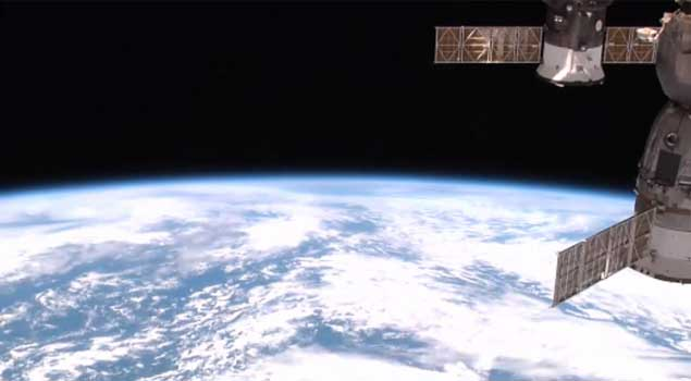 Voir la Terre… depuis l'espace