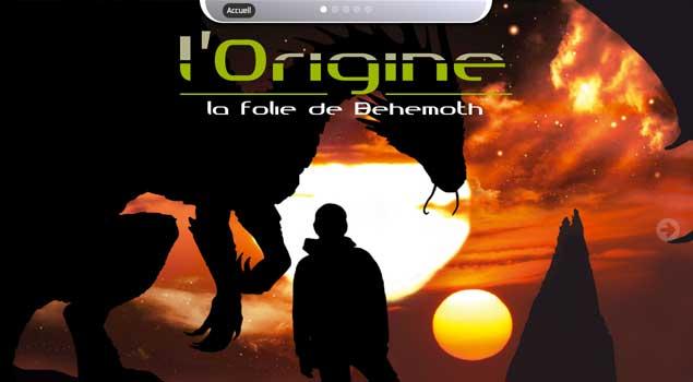 site internet : www.origine-la-saga.fr