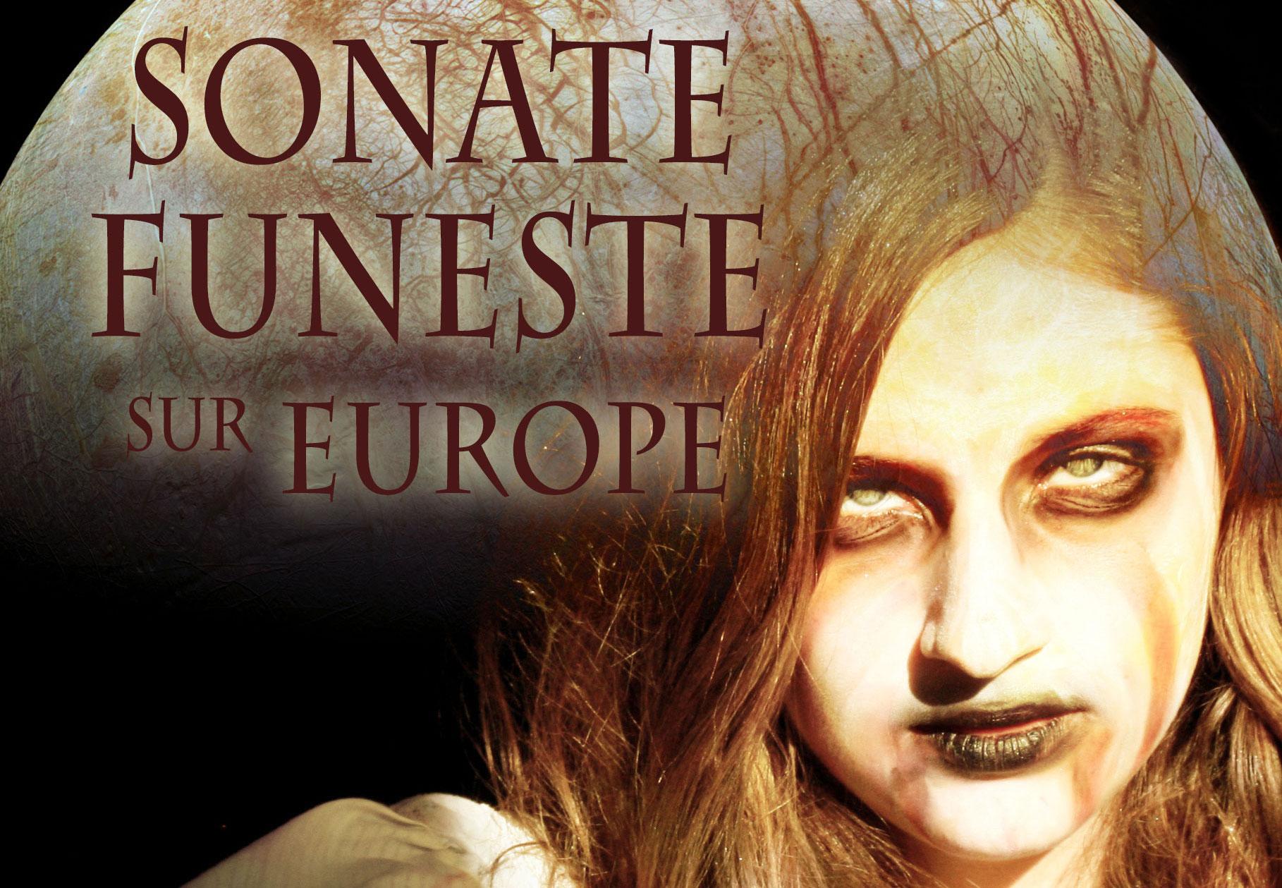 Sonate funeste sur Europe, un nouveau roman en bêta-lecture sur Wattpad