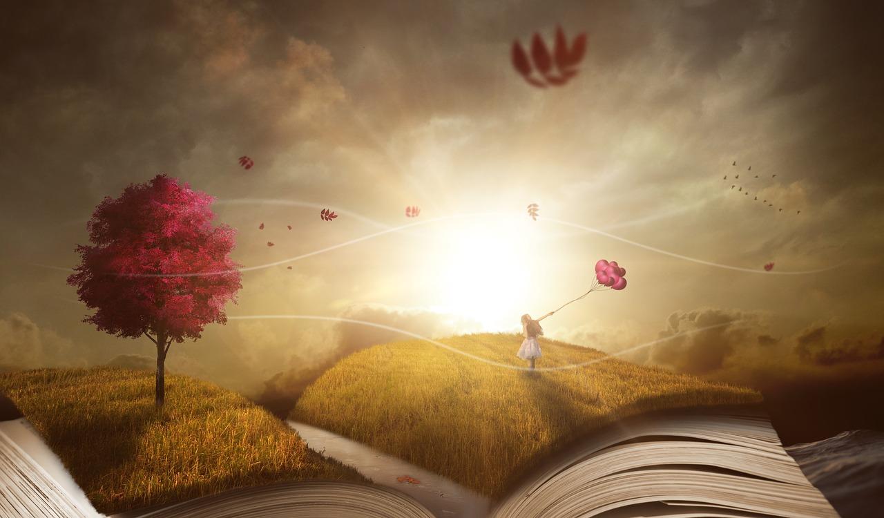 Rêvez, lisez et oubliez un peu vos ordinateurs portables, smartphones. Prenez un livre et faite place à l'imagination.