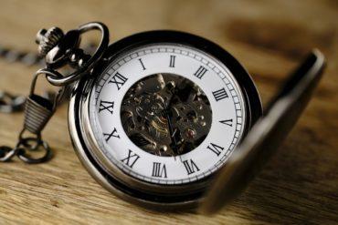le temps tourne