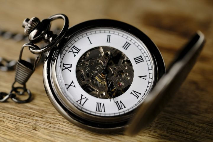 Le temps, un mouvement continu dans l'espace ?