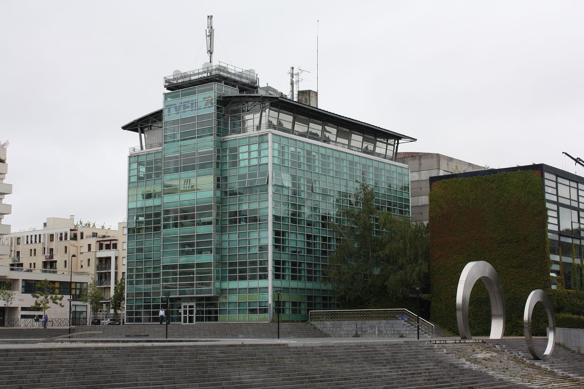 Immeuble Edison - TVFIL78