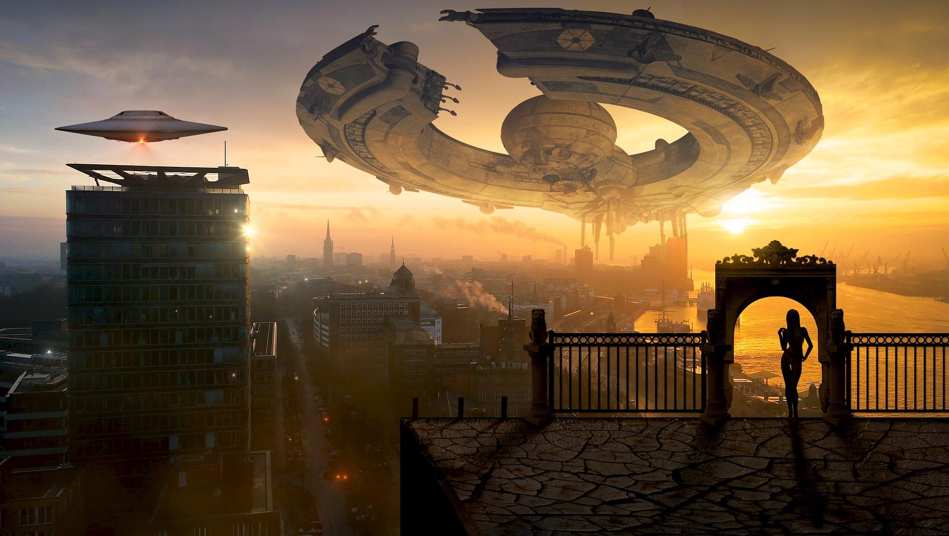 Que feriez-vous si un extra-terrestre se présentait à vous ?