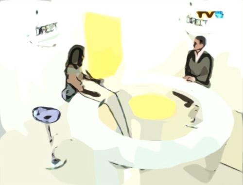 plateau du Direct de TVFIL78