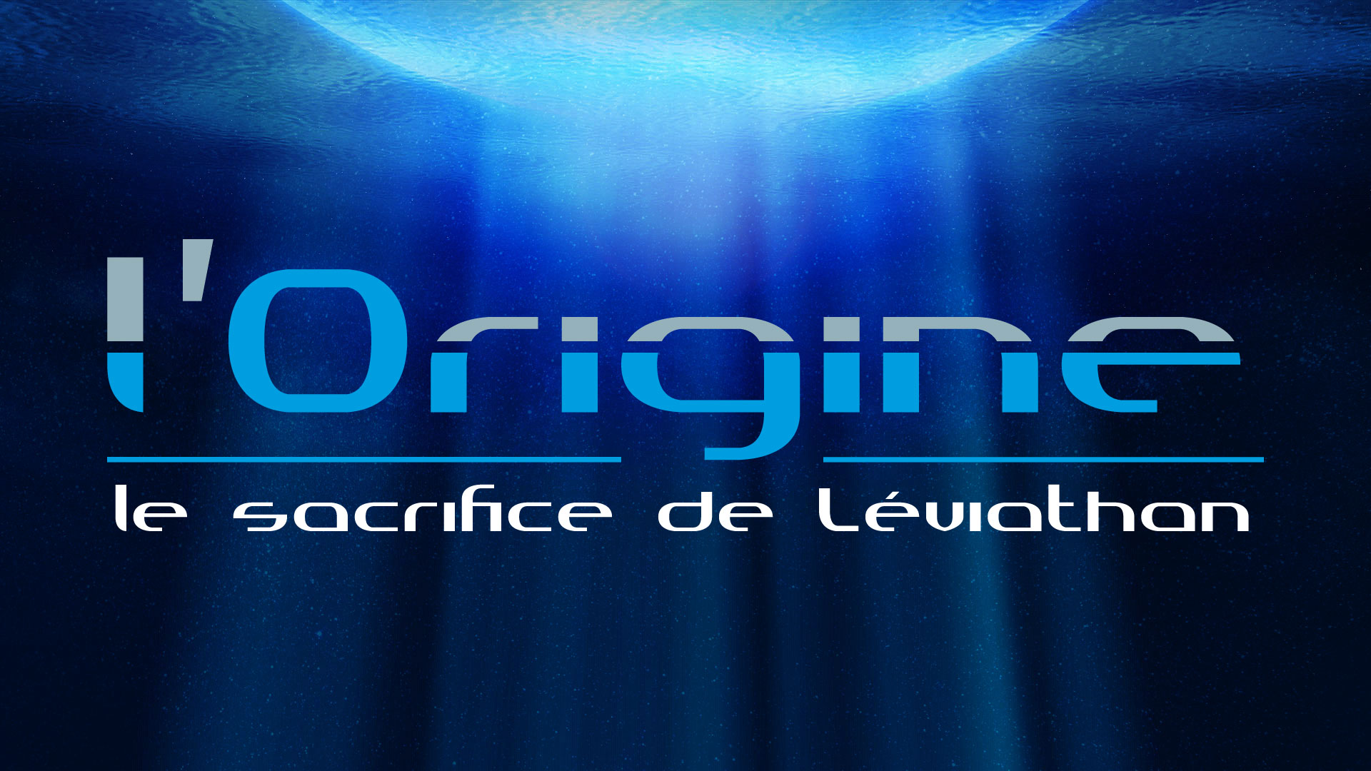 """Bêta-lecture pour """"L'Origine (Le sacrifice de Léviathan, tome. 2)"""""""