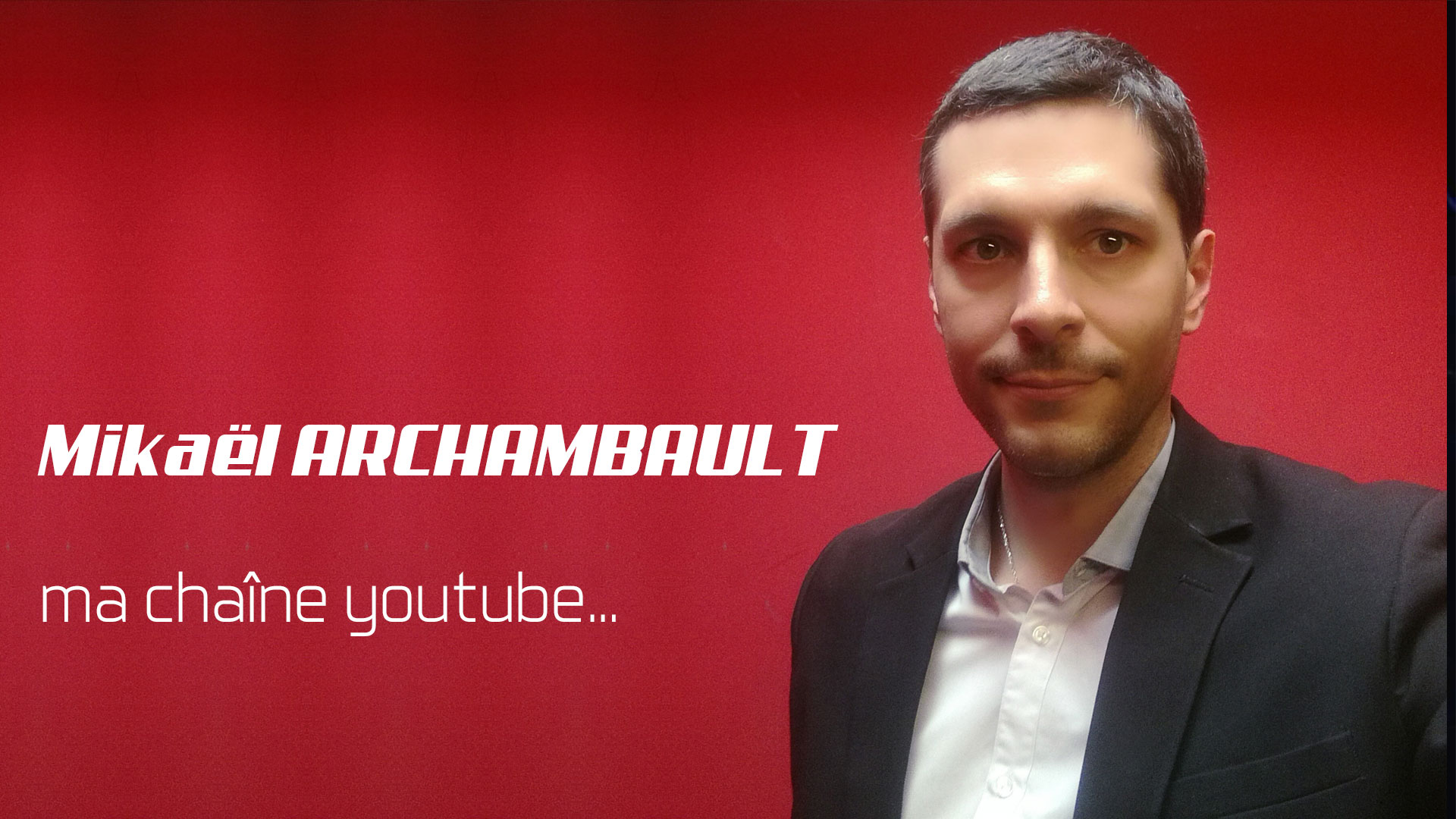 Des vidéos bientôt disponibles sur ma chaîne youtube
