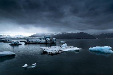 réchauffement climatique, fonte des glaces